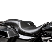 Le Pera Silhouette 2-Up Seat Smooth 2-up  Fits: > 97-01 FLT/H