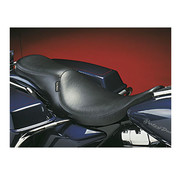 Le Pera Seat Silhouette 2-up Smooth Past op:> 97-01 FLHR Road King - Copy