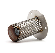 Vance & Hines quiet baffle Mini-Grenades/Eliminator  Fits: > Big Twin models