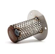 Vance & Hines stille baffle Mini-granaten / eliminator Past op:> Big Twin-modellen