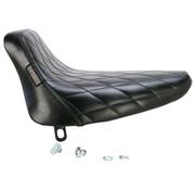 Le Pera seat solo Bare Bone Diamond 84-99 Softail