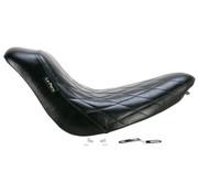Le Pera seat solo Bare Bone Diamond 06-17 Softail - 200mm Rear Tire