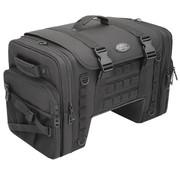 Saddlemen TS3200DE Tactical Seat Tunnel Bag Fits: > Universal