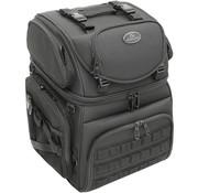 Saddlemen BR3400 Tactical Sissy Bar Bag Past op:> Universeel