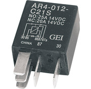 TC-Choppers Micro starter Relay with Diode Fits: > 00-11 Bigtwins  #31522-00