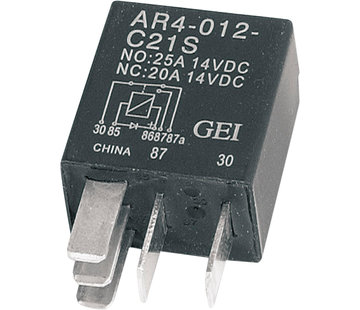 TC-Choppers Micro Starter Relay
