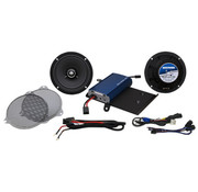 """Hogtunes Hogtunes 225-Watt-Verstärker, 6-1 / 2 """"Frontlautsprecher-Kit Passend für:> 14-20 FLHX / FLHXS"""