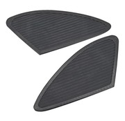 gas tank rubber knee pads