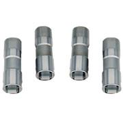 Compufire Hydraulische klepstoters met volledige veerweg passen op:> 17-up M-Eight, 99-17 Twin Cam