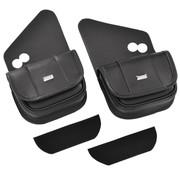 Hopnel Klassische Doppeltasche Passend für:> 99-20 FLHT / FLHX / FLHTCUTG