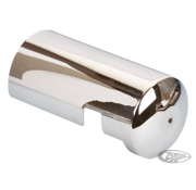 TC-Choppers Starter motor cover This show-Chromed cover Fits:> all 5 Speed motors 1980 - 1988. Installs in minutes (OEM 31507-87T).
