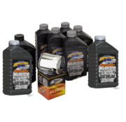 Spectro Drive Train Oil Service Kit for Milwaukee-Eight