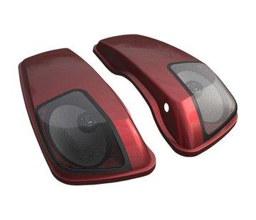 Hogtunes audio SPEAKER DEKSEL KIT MET 6 inch × 9 inch LUIDSPREKERS