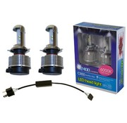 headlight LED light replacement bulb set