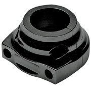 Performance Machine Throttle Housing Black or Chrome Fits: > 96-21 H-D with dual throttle cables