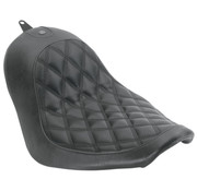 Mustang Mustang RSD Boss Solo seat Fits: > 06-17 Softail with 200mm tire