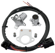 Khrome works Trailer hitch 5-Wire Harness Fits: > 97‑13 models (except 10‑13 FLHX, FLTRX and 09‑13 CVO models)