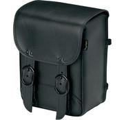 Willie + Max Luggage sissybar bags BLACK JACK BAG