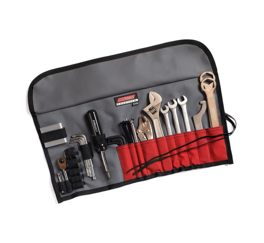 Cruztools RoadTech IN2 tool kit for Indian