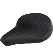 Biltwell seat solo Thinline vertical Tuck ń Roll - Black