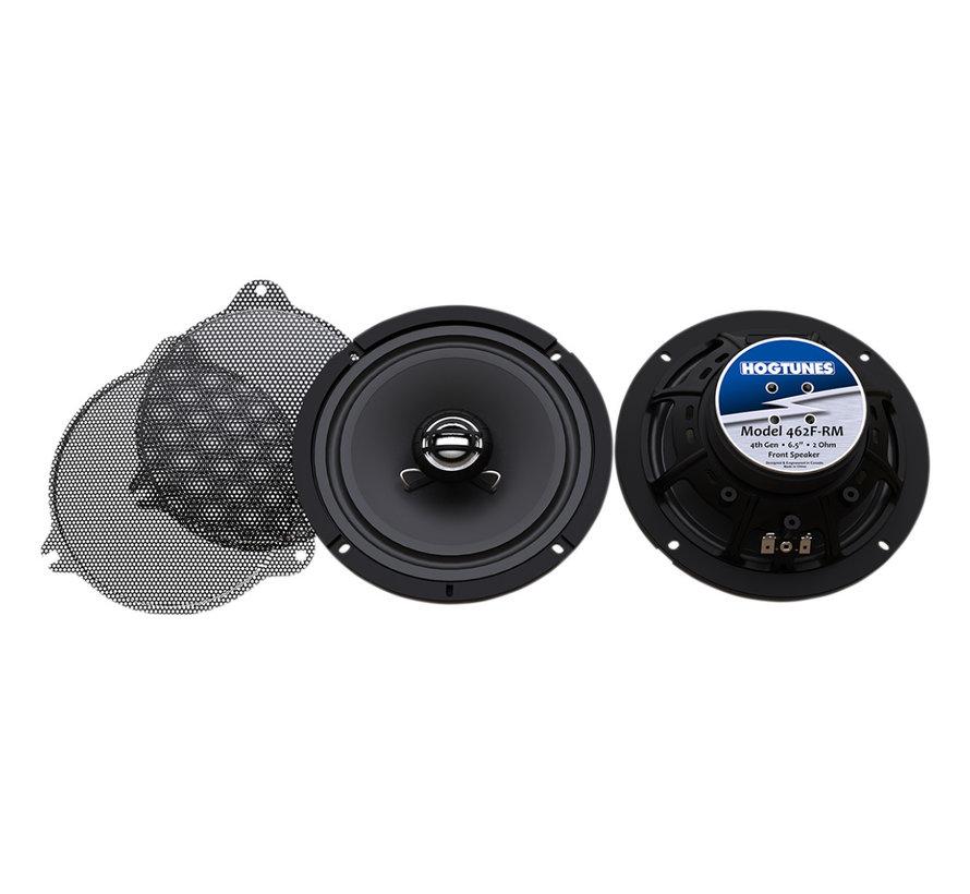 Hogtunes audio vervangende luidsprekers Geschikt voor:> 2014-2020 FLHTCU/FLHTK/FLHXS/FLHX/FLHTCUT