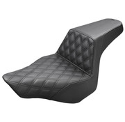 Saddlemen seat Step-Up front LS Fits:> Softail 13-17 FXSB Breakout