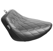 Le Pera Bare Bones Diamond Solo Seat Fits:> Softail 18‐21