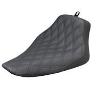 Saddlemen Renegade LS Solo Seat Fits: > 11-13 Softail FXS Blackline; 11-17 FLS/S Softail Slim