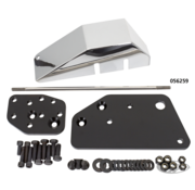 TC-Choppers Controls floorboard extension kits for Softail