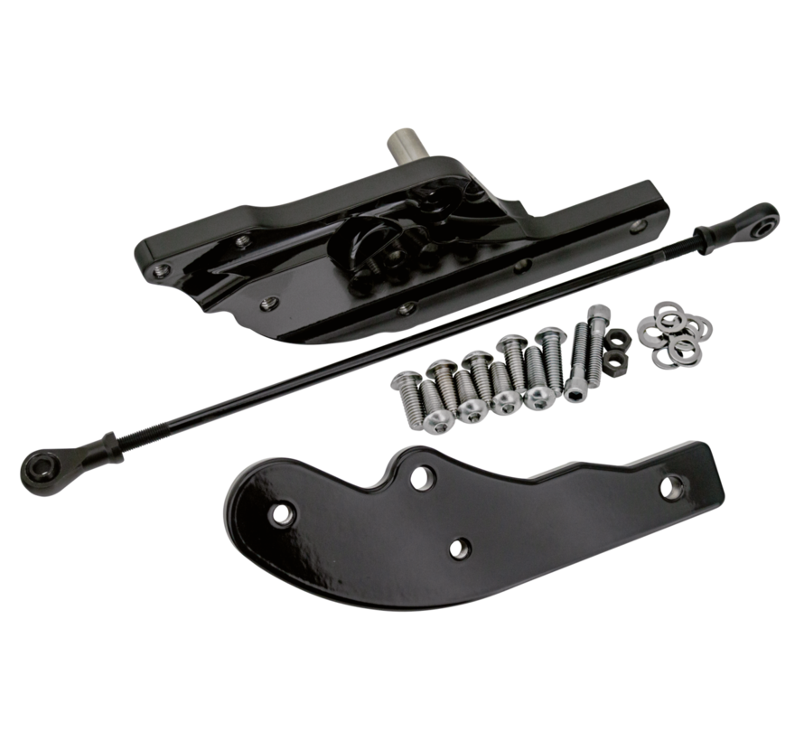 Forward Control relocation kit Milwaukee eight Fits:> Softail 18‐21
