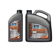 Bel-Ray Bel-Ray V-Twin Semi-synthetic motor oil, 20W50. 4L or 1L