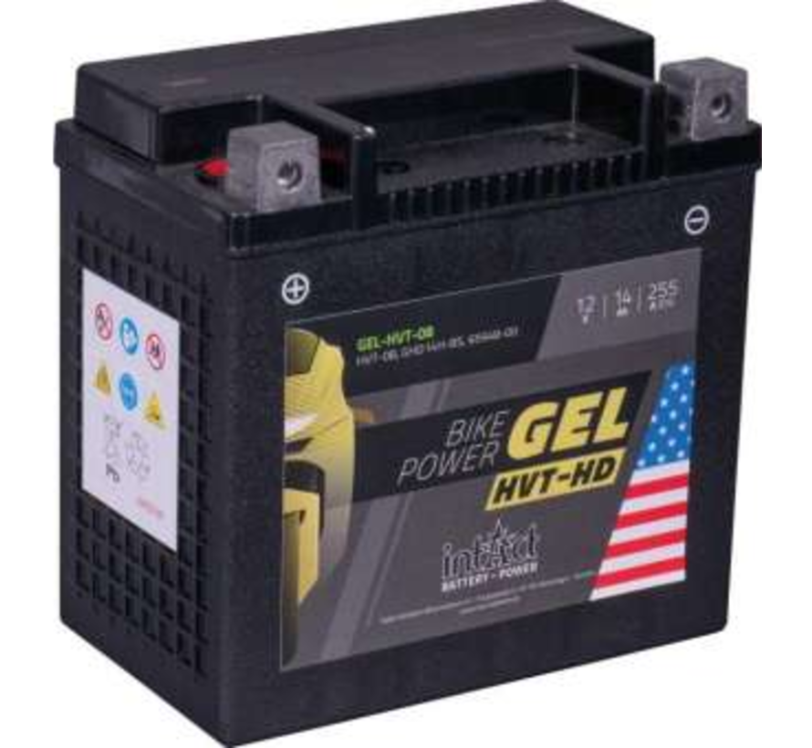 Bike-Power GEL Battery Fits: > 02-06 V-Rod, 07 VRSCR, 03-10 XB