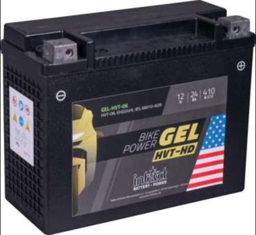 intAct Bike-Power GEL Battery Fits: > 97-21 Touring, 09-21 Trike