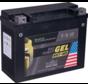 Bike-Power GEL Battery Fits: > 97-21 Touring, 09-21 Trike