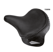 Samwell Supplies Deluxe solo saddle black