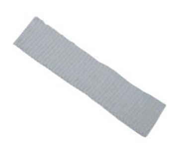 uitlaat zilver wrap tape 15 meter