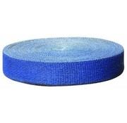 Escape azul cinta envoltura 15 metros