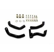 Wyatt Gatling Controls footboard extension kit black