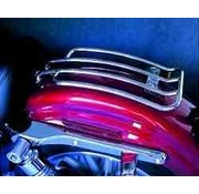 Motherwell seat solo luggage rack for Dyna 1991-2005