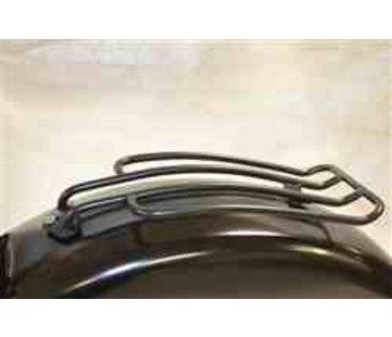 Motherwell Solo Bagagerek voor Softail Slims 2010- Up - Zwart of Chroom