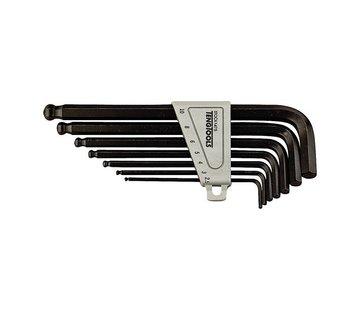 Teng Tools Werkzeuge Kugelschreiber-Inbusschlüsselsatz - US-Größen