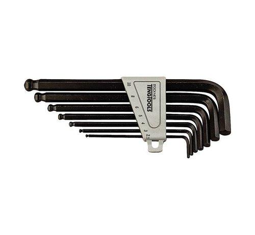 Teng Tools Harley Davidson Tools Kugelschreiber mit Innensechskant - US-Größen
