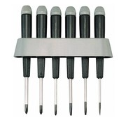 Teng Tools gereedschap mini schroevendraaier set