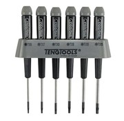Teng Tools tools mini schroevendraaier set - tx