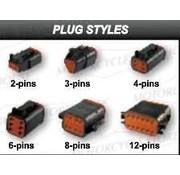 Namz kabelconnector stekkerbehuizing connectorplug 2-12 pinnen