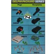 Namz Delphi Injektion Stecker und BehÃĊlter