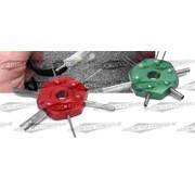 Lisle tools verwijdert connectorpennen voor namz amp pin connector