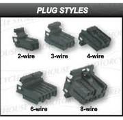 Namz kabelversterker connector stekkers en doppen 2e serie gebruikt op 1996 tot 2000