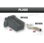 Namz kabelversterker connector stekkers en aansluitingen 3 ste serie gebruikt op 's 2000-2006