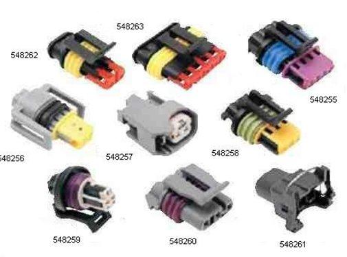 Namz cable delphi sensor plugs and receptables